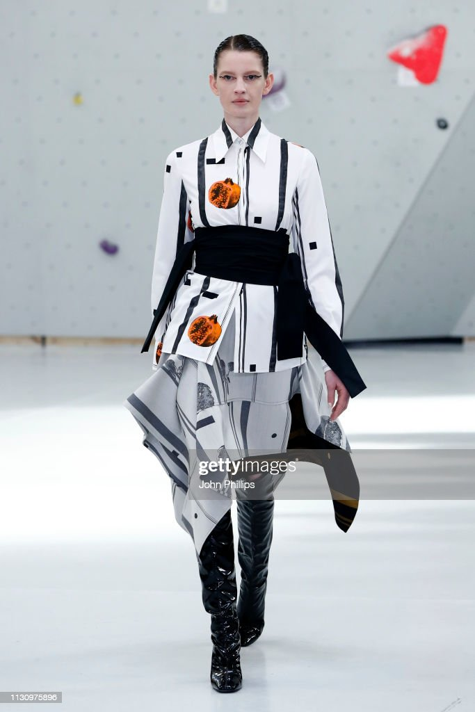 ITA: Arthur Arbesser - Runway: Milan Fashion Week Autumn/Winter 2019/20