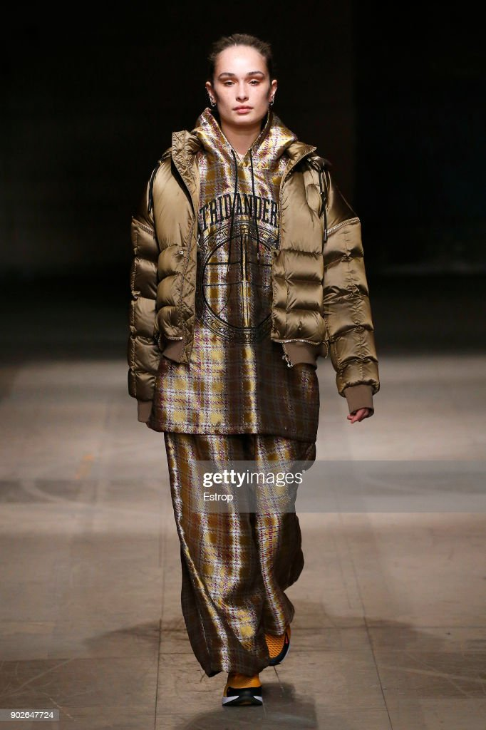 Astrid Andersen - Runway - LFWM January 2018 : ニュース写真