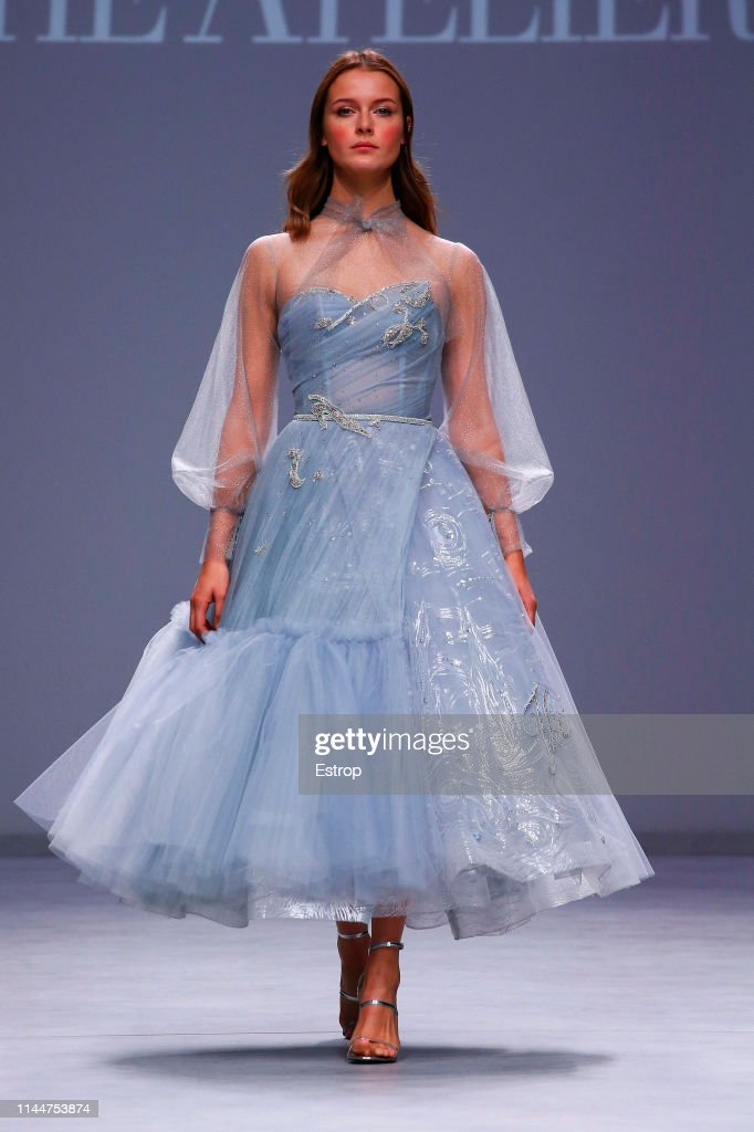 ESP: Day 2 - Valmont Barcelona Bridal Fashion Week 2019