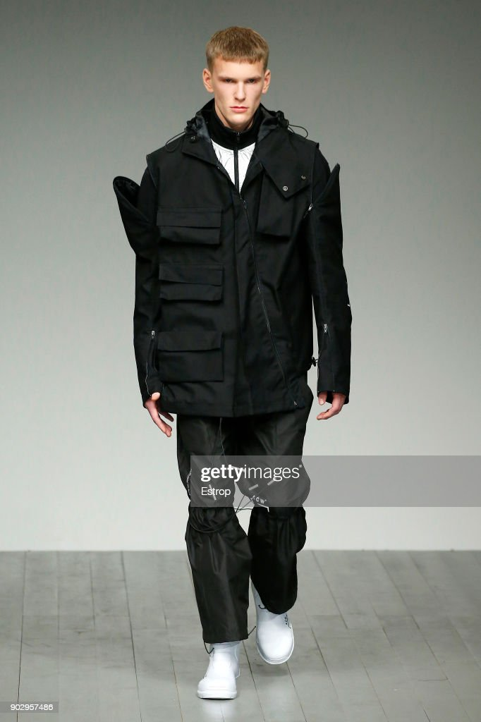 A-COLD-WALL - Runway - LFWM January 2018 : ニュース写真