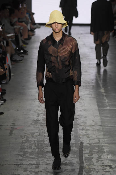 ITA: Bed J.W. Ford - Runway - Milan Men's Fashion Week Spring/Summer 2020