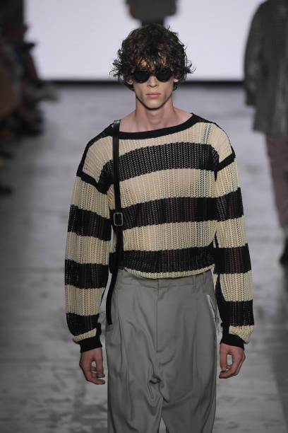 ITA: Bed J.W. Ford - Runway - Milan Men's Fashion Week Spring/Summer 2020