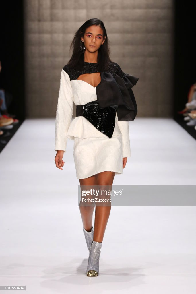 TUR: Belma Ozdemir - Runway - Mercedes-Benz Fashion Week Istanbul - March 2019
