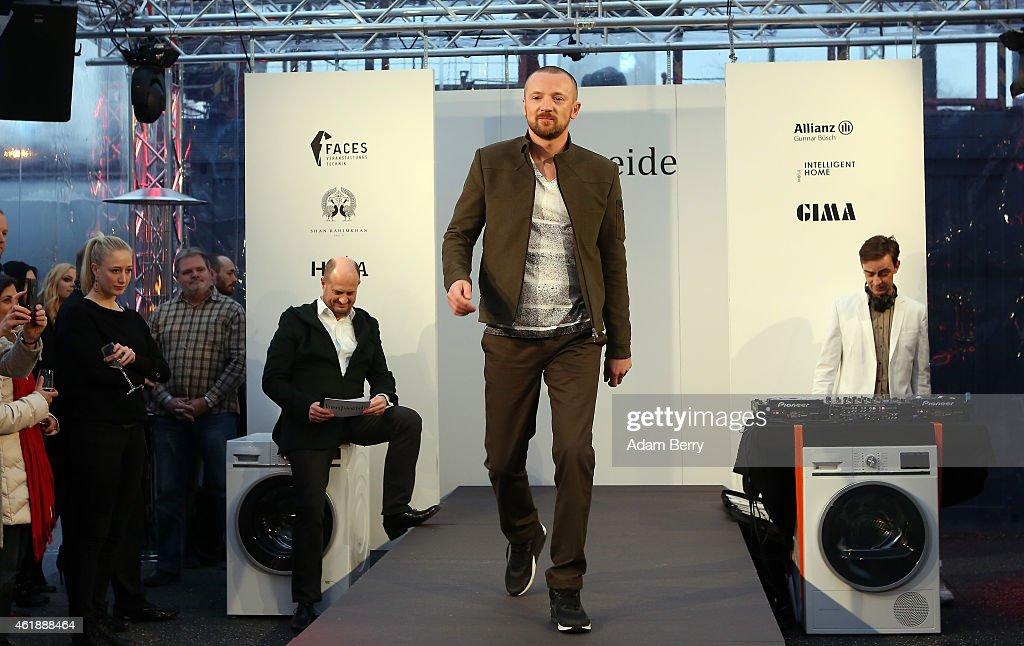 Hoba Baustoffhandel ben weide mercedes fashion week berlin autumn winter