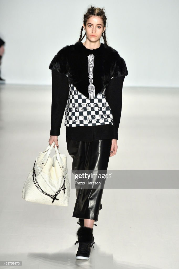 Concept Korea - Runway - Mercedes-Benz Fashion Week Fall 2014 : News Photo