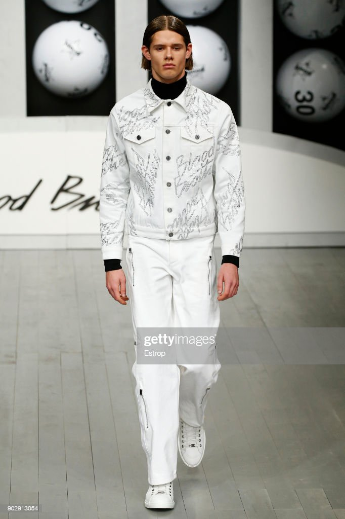 Blood Brother - Runway - LFWM January 2018 : ニュース写真