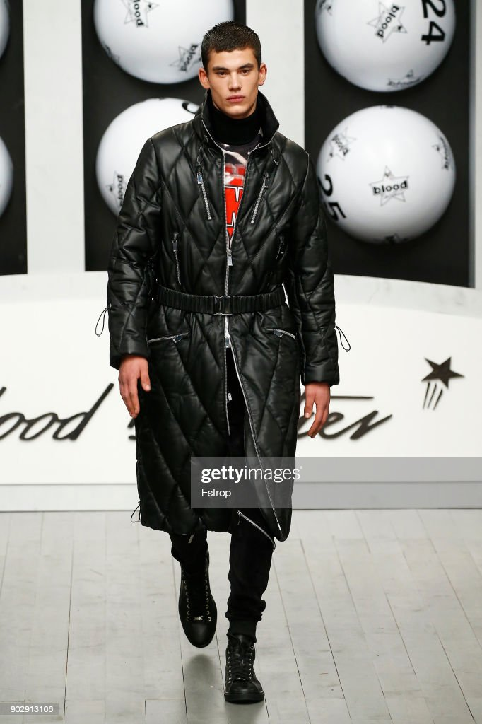 Blood Brother - Runway - LFWM January 2018 : News Photo