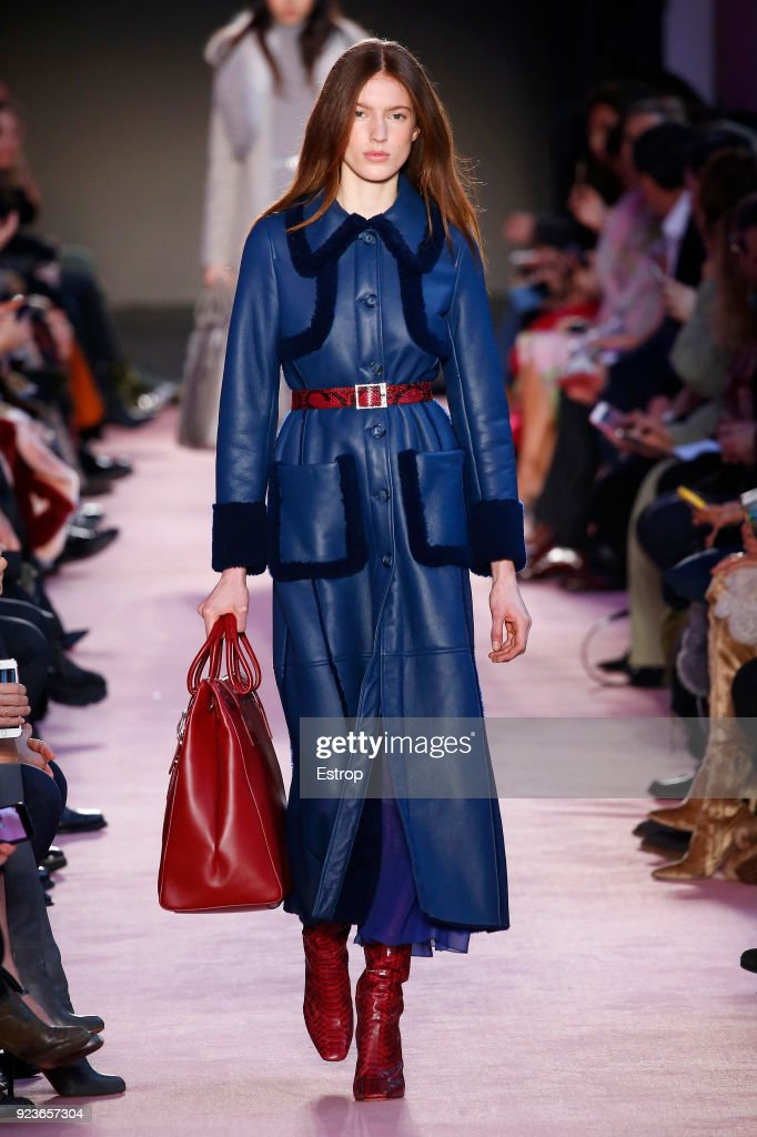 Blumarine - Runway - Milan Fashion Week Fall/Winter 2018/19 : ニュース写真