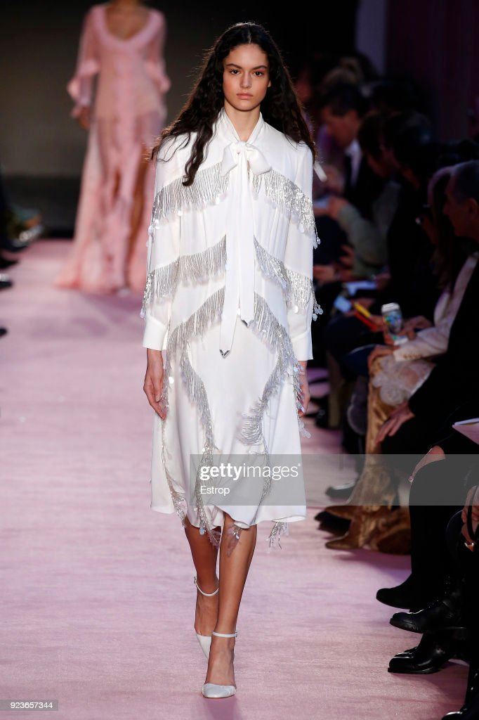 Blumarine - Runway - Milan Fashion Week Fall/Winter 2018/19 : News Photo