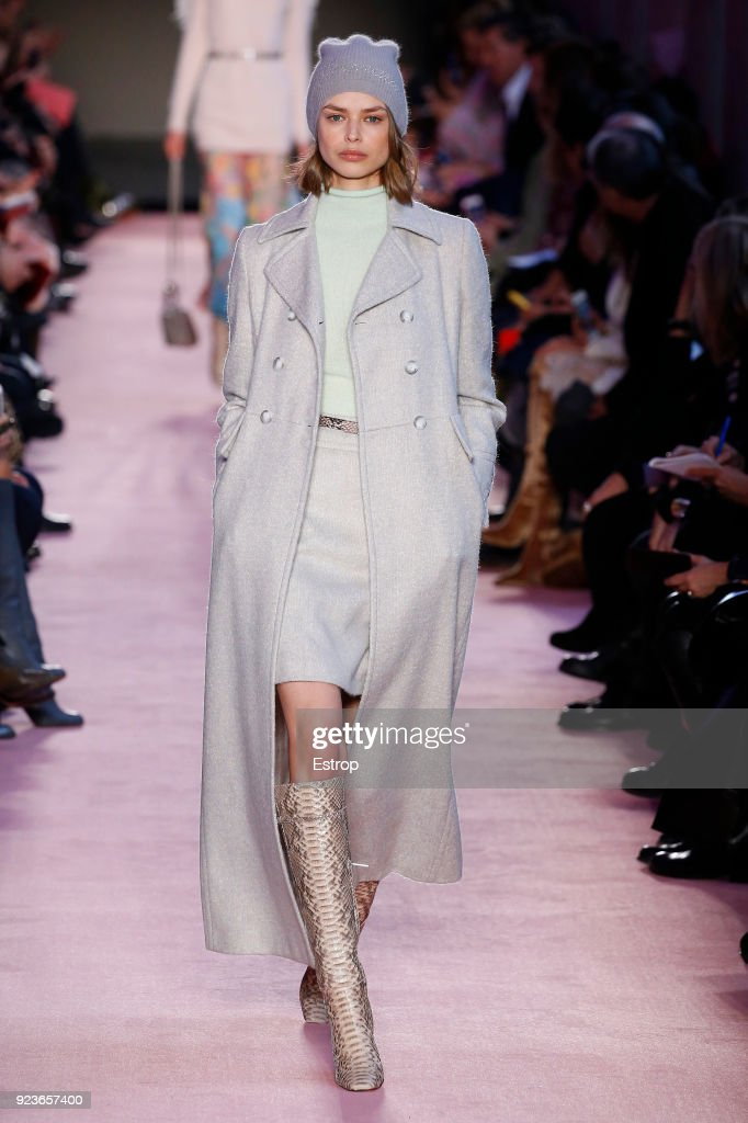 Blumarine - Runway - Milan Fashion Week Fall/Winter 2018/19 : Photo d'actualité