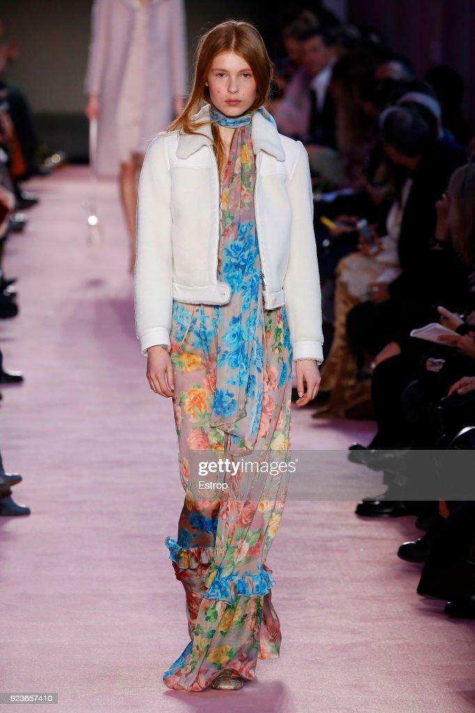 Blumarine - Runway - Milan Fashion Week Fall/Winter 2018/19 : News Photo