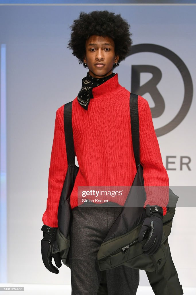 Bogner Show - MBFW Berlin January 2018