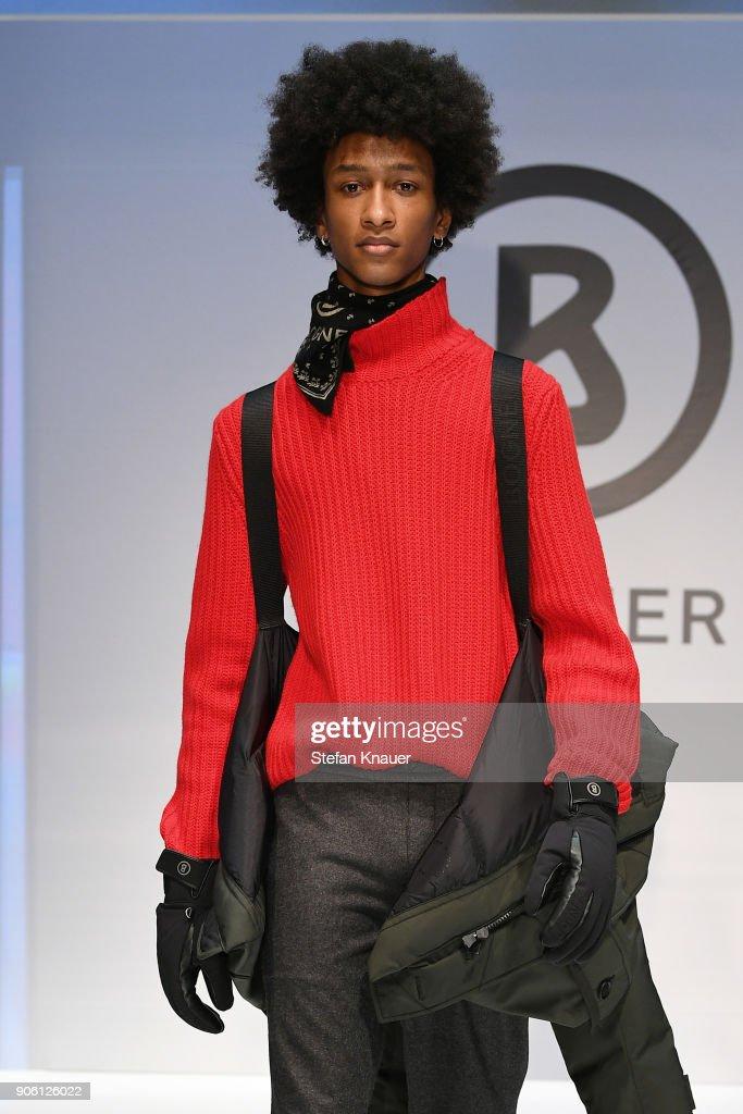 Bogner Show - MBFW Berlin January 2018