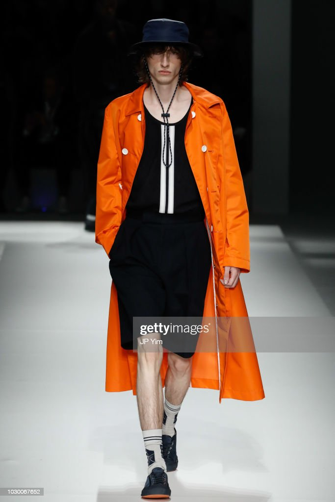 BOSS Womenswear & Menswear - Runway - September 2018 - New York Fashion Week : ニュース写真