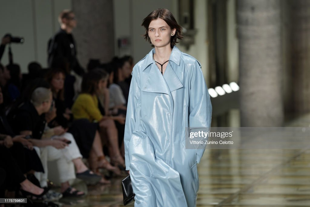 Bottega Veneta - Runway - Milan Fashion Week Spring/Summer 2020 : Photo d'actualité