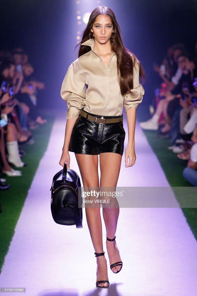 Brandon Maxwell - Runway - September 2019 - New York Fashion Week : News Photo