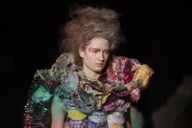 ESP: BUJ Studio - Mercedes Benz Fashion Week Madrid - April 2021