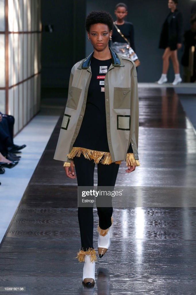 Burberry - Runway - LFW September 2018 : ニュース写真
