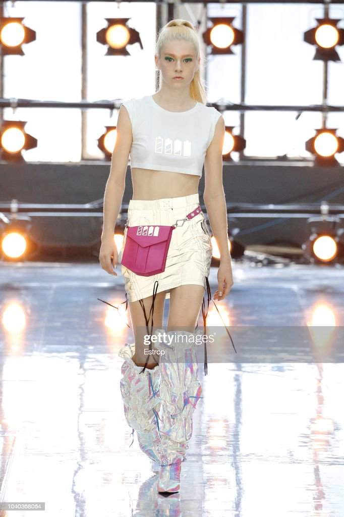 Byblos - Runway - Milan Fashion Week Spring/Summer 2019 : ニュース写真