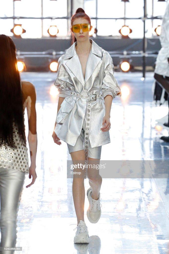 Byblos - Runway - Milan Fashion Week Spring/Summer 2019 : ニュース写真