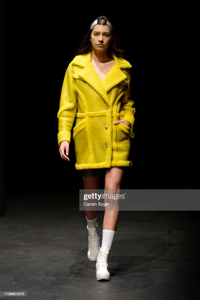 TUR: Cele-Brand - Runway - Mercedes-Benz Fashion Week Istanbul - March 2019