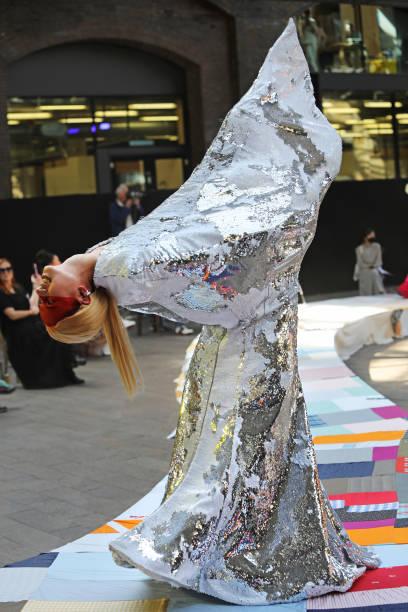GBR: Central Saint Martins BA Fashion Show 2021