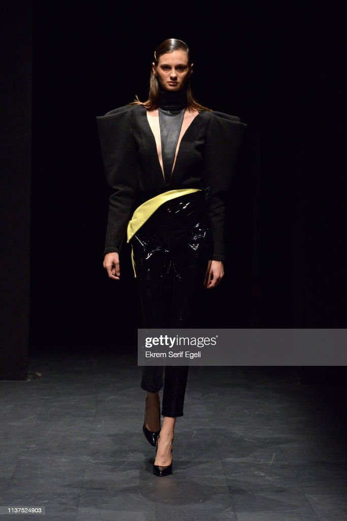 TUR: Ceren Ocak - Runway -  Mercedes-Benz Fashion Week Istanbul - March 2019