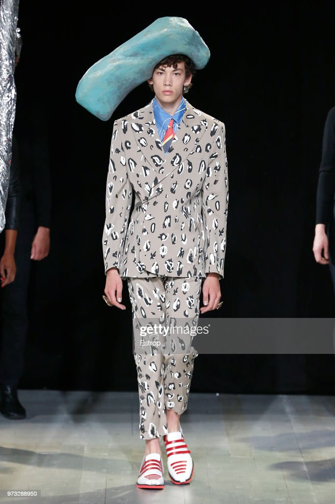 Charles Jeffrey Loverboy - Runway - LFWM June 2018 : News Photo