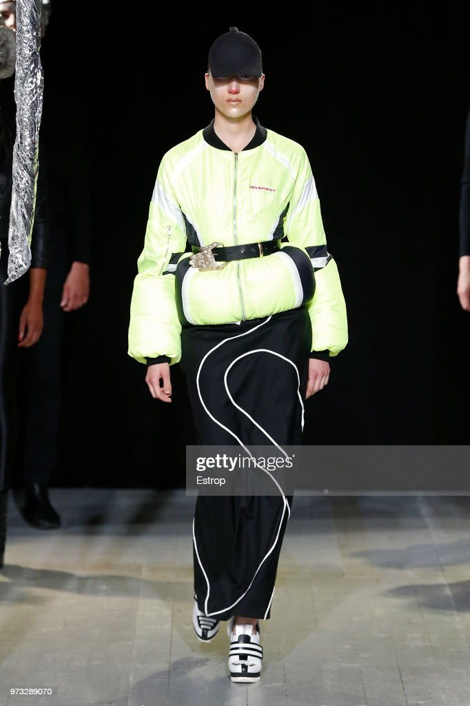 Charles Jeffrey Loverboy - Runway - LFWM June 2018 : ニュース写真