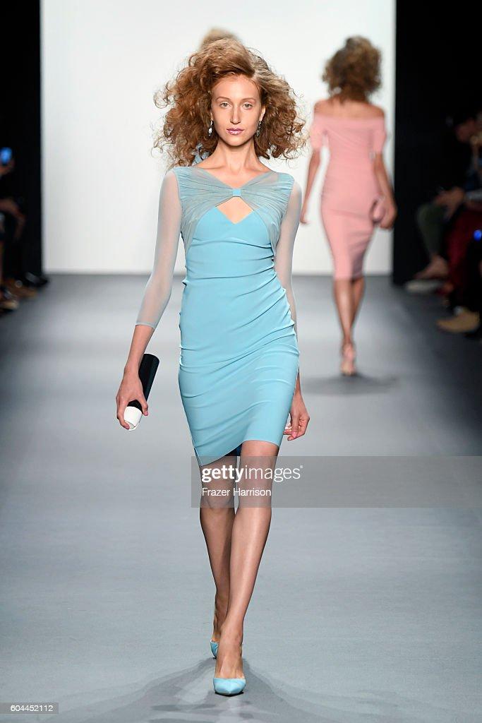 NY: Chiara Boni La Petite Robe - Runway - September 2016 - New York Fashion Week: The Shows