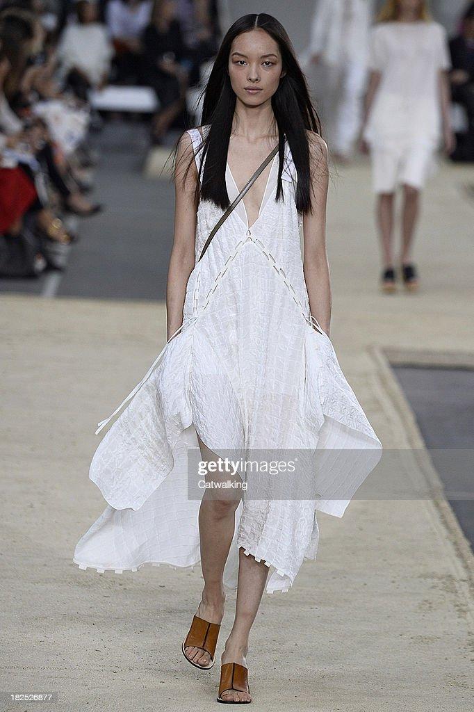 Chloe - Runway RTW - Spring 2014 - Paris Fashion Week : ニュース写真