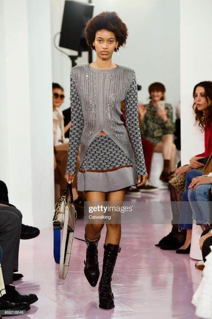 Chloe fashion show spring 2018 69