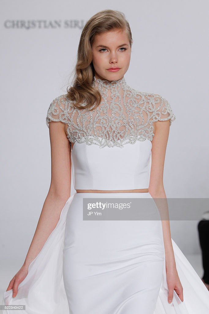 Christian Siriano For Kleinfeld Spring/Summer 2017 Runway Show : News Photo