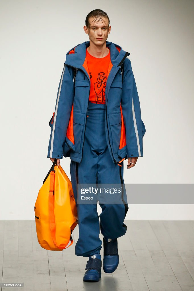 Christopher Raeburn - Runway - LFWM January 2018 : ニュース写真