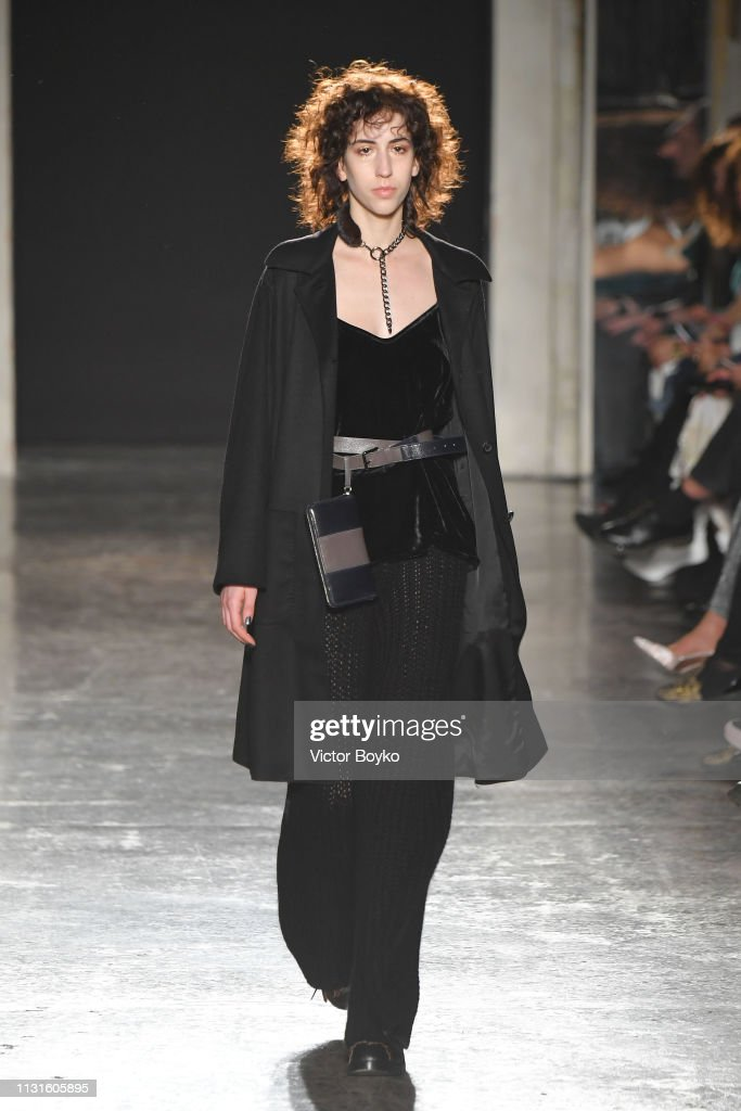 ITA: Cividini - Runway: Milan Fashion Week Autumn/Winter 2019/20