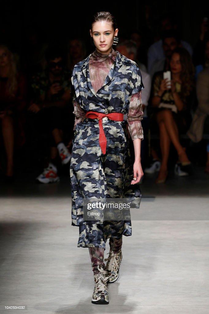 Cividini - Runway - Milan Fashion Week Spring/Summer 2019 : News Photo