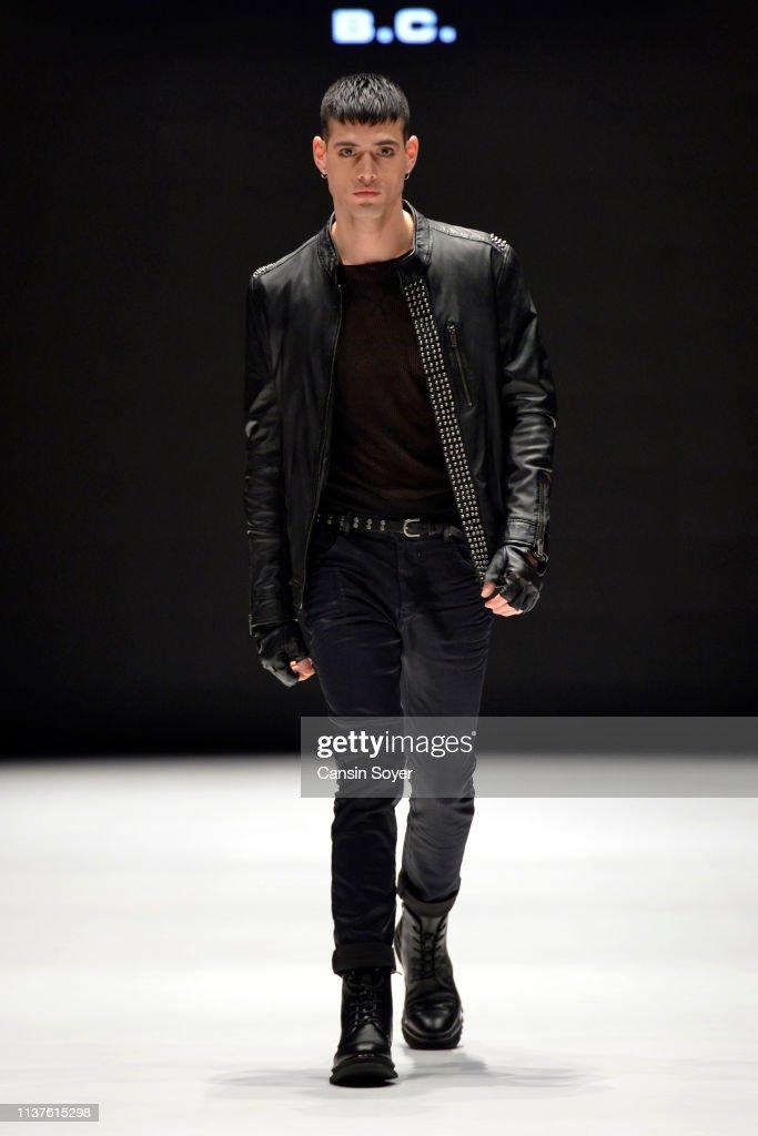 TUR: Climber - Runway - Mercedes-Benz Fashion Week Istanbul - March 2019