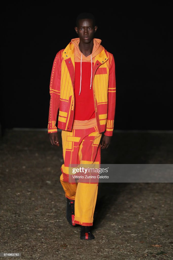 Craig Green Fashion Show - 94. Pitti Uomo : News Photo