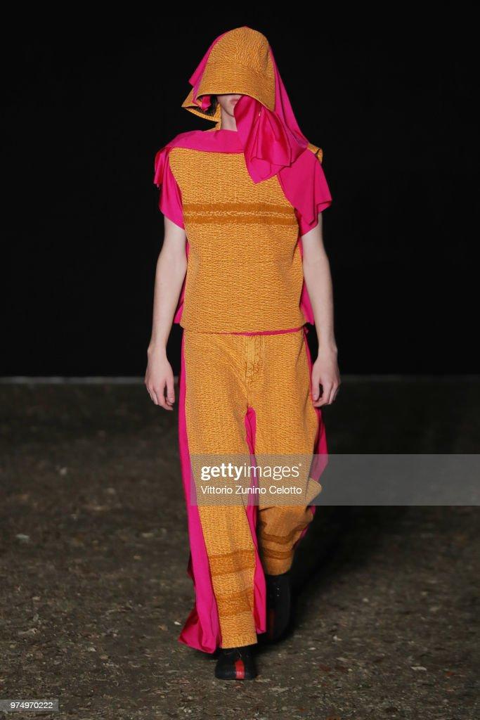 Craig Green Fashion Show - 94. Pitti Uomo : ニュース写真