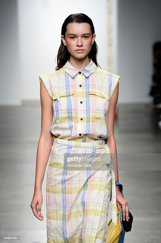 Creatures of Comfort - Runway - Mercedes-Benz Fashion Week Spring 2015 : News Photo