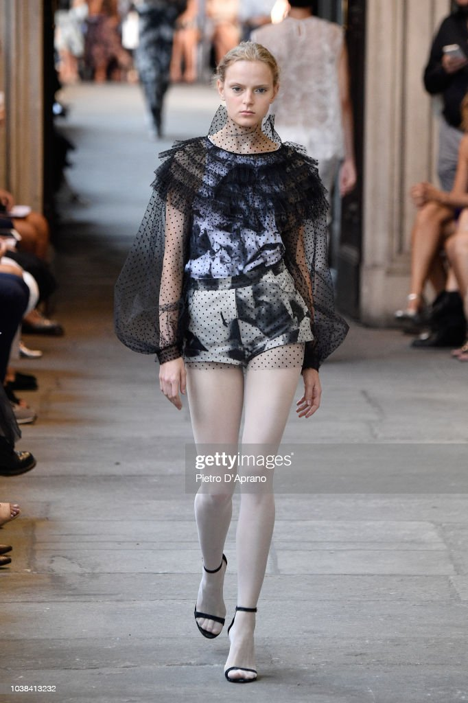 Cristiano Burani - Runway - Milan Fashion Week Spring/Summer 2019
