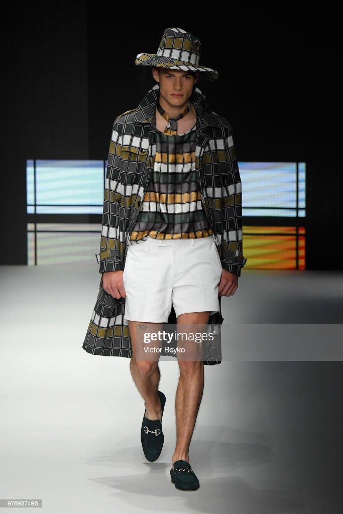 Daks - Runway - Milan Men's Fashion Week Spring/Summer 2019