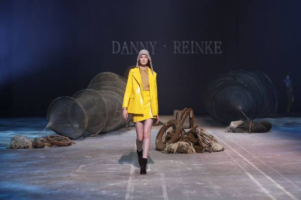 DEU: Danny Reinke - Mercedes-Benz Fashion Week Berlin January 2021