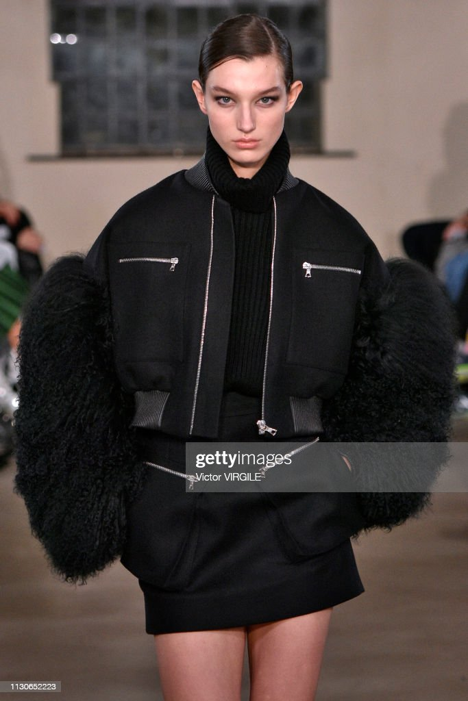 GBR: David Koma - Runway - LFW February 2019