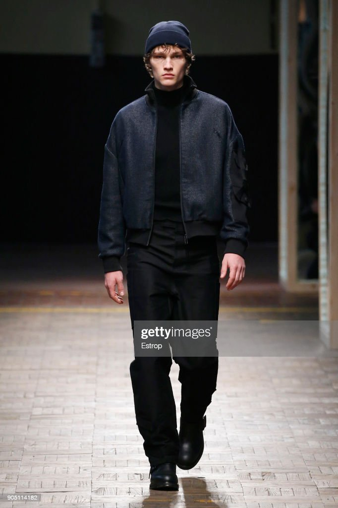 Dirk Bikkembergs - Runway - Milan Men's Fashion Week Fall/Winter 2018/19 : ニュース写真