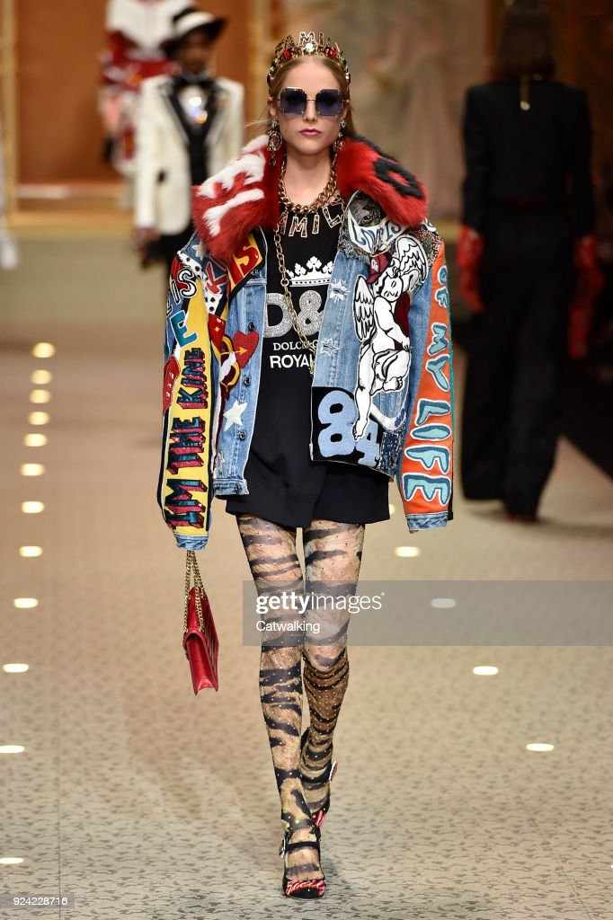 Dolce & Gabbana - Runway RTW - Fall 2018 - Milan Fashion Week