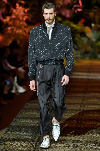 ITA: Dolce & Gabbana - Runway - Milan Men's Fashion Week Spring/Summer 2020