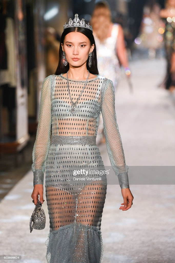 Dolce & Gabbana Secret & Diamond Show : News Photo