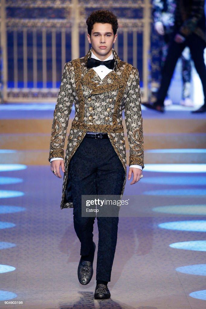 Dolce & Gabbana - Runway - Milan Men's Fashion Week Fall/Winter 2018/19 : ニュース写真