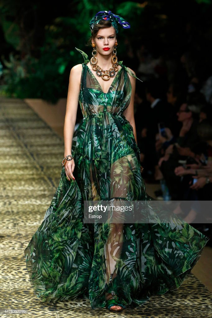 Dolce & Gabbana - Runway - Milan Fashion Week Spring/Summer 2020 : News Photo